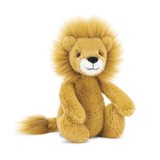 JELLYCAT INC BASHFUL SMALL LION