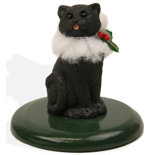 BYERS' CHOICE BLACK CAT