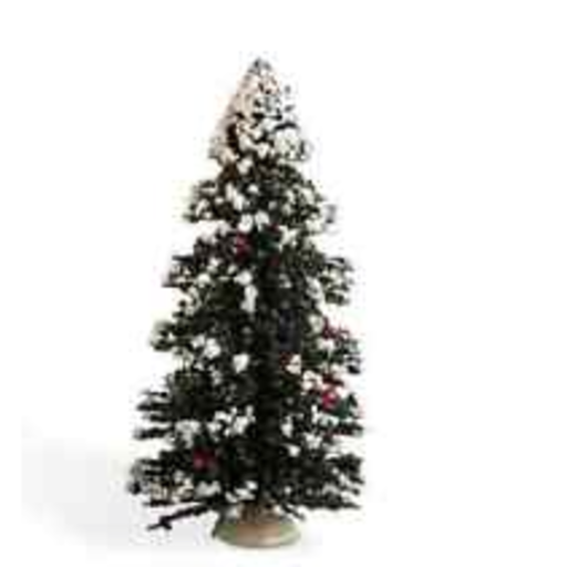 BYERS' CHOICE 12IN SNOW TREE