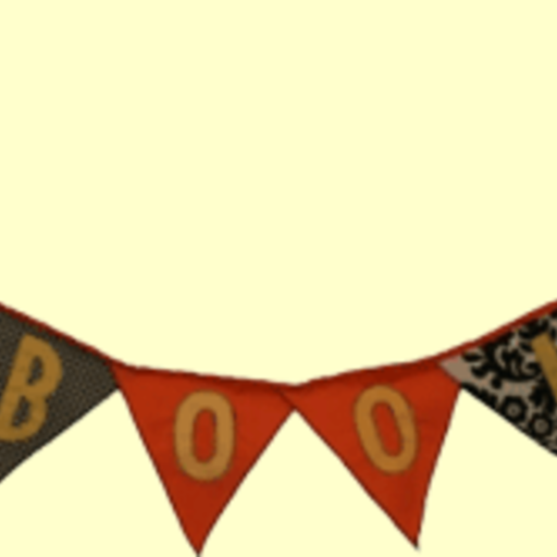 LUCY & MICHAEL BOO BANNER