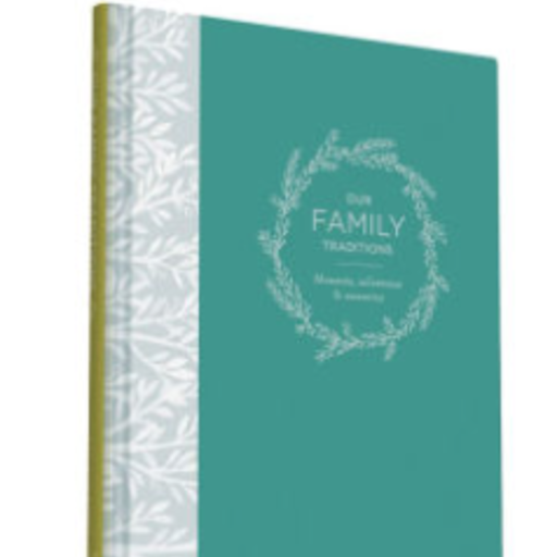 CHRONICLE BOOKS OUR FAMILY TRADITIONS