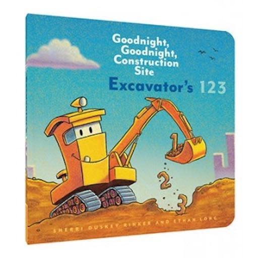 CHRONICLE BOOKS EXCAVATORS 123