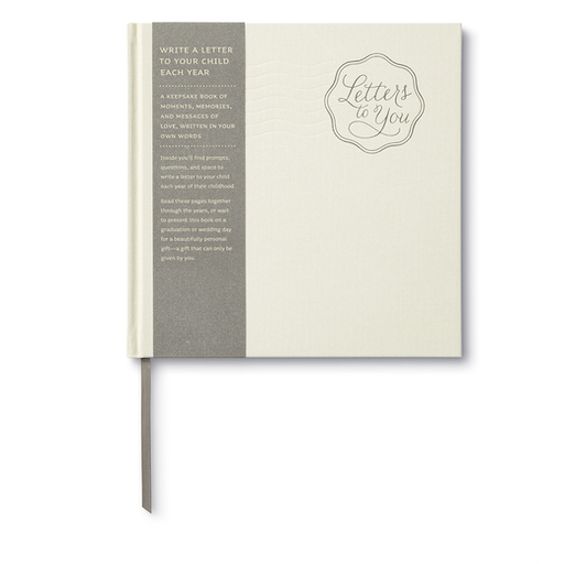 COMPENDIUM, INC LETTERS TO YOU