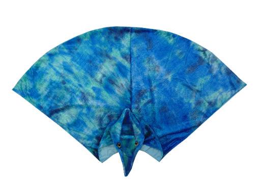GREAT PRETENDERS PTERODACTYL HOODED CAPE BLUE