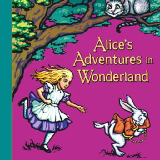 SIMON & SCHUSTER ALICE'S ADVENTURES IN WONDERLAND POP-UP BOOK