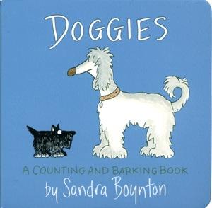 SIMON & SCHUSTER DOGGIES BOARD BOOK
