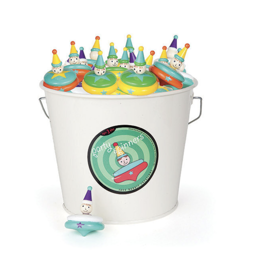 JACK RABBIT CREATIONS GNOME PARTY SPINNER