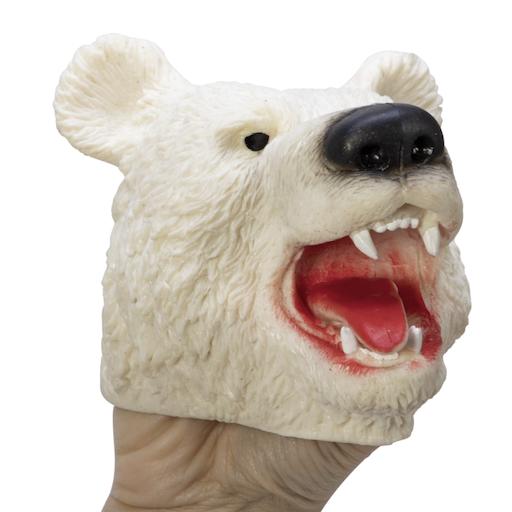 SCHYLLING BEAR HAND PUPPET