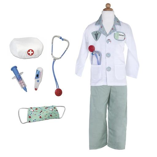 GREAT PRETENDERS DOCTOR W/ACCESSORIES, 5-6