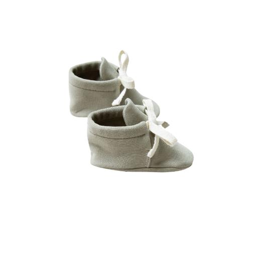 QUINCY MAE ORGANIC BABY BOOTIES - BB1101602
