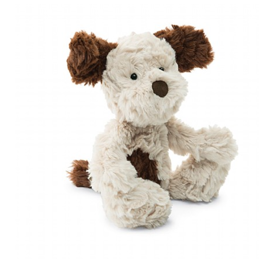 JELLYCAT INC SMALL SQUIGGLE PUPPY