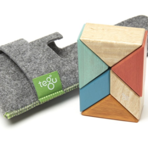 TEGU THE POCKET PRISM POUCH-SUNSET