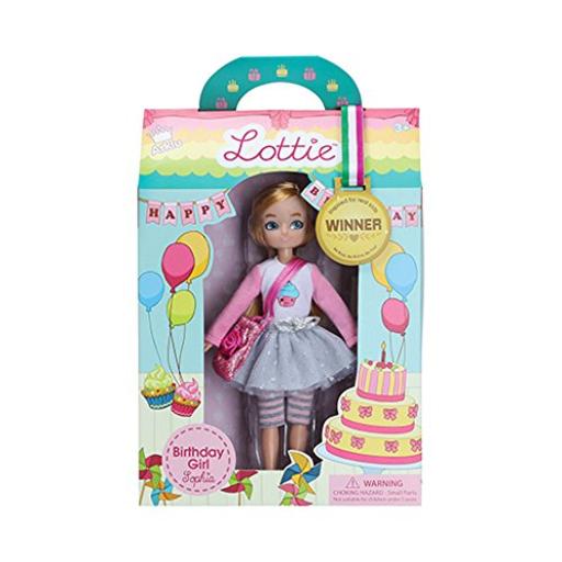 SCHYLLING LOTTIE BIRTHDAY GIRL