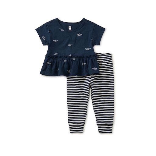FOR THE FRILL OF IT BABY SET