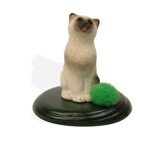 BYERS' CHOICE SEALPOINT CAT