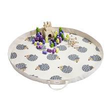 3 SPROUTS 3 SPROUTS HEDGEHOG PLAY MAT