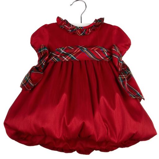 LULI & ME BABY AVIANA DRESS