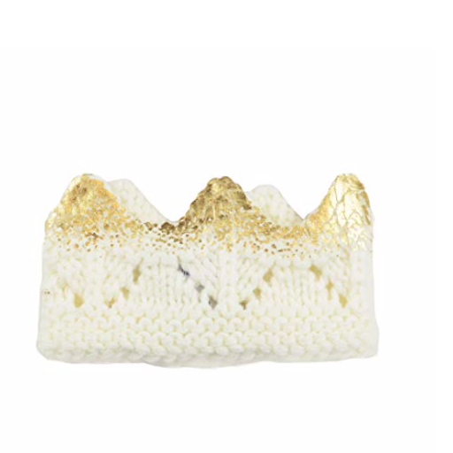 THE BLUEBERRY HILL AIDEN CROWN WITH GOLD