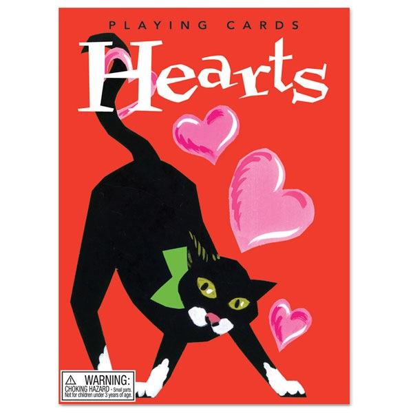 EEBOO PLAYING CARDS HEARTS
