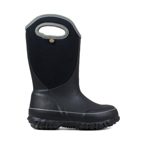 BOGS BOGS SLUSHIE SOLID KIDS INSULATED RAIN BOOTS