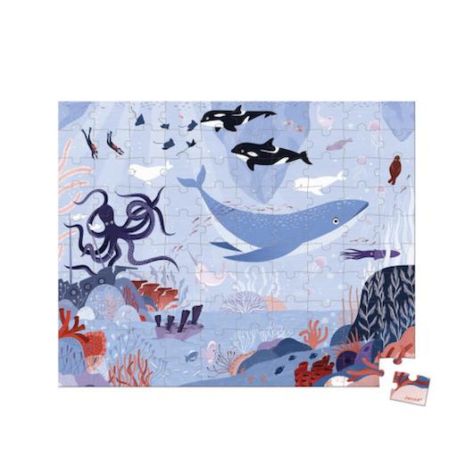 JANOD ARTIC OCEAN PUZZLE