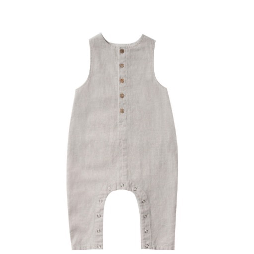 RYLEE AND CRU BUTTON JUMPSUIT - BB1111215