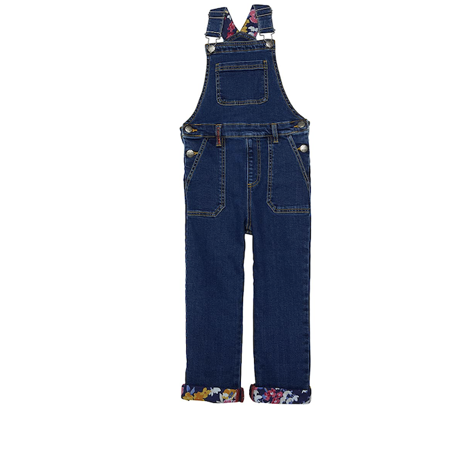 JOULES COURTNEY DENIM OVERALL