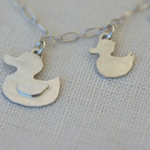 SWOON MAMA DUCKY & DUCKLING NECKLACE - BB148690