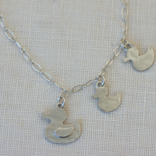 SWOON MAMA DUCKY & DUCKLING NECKLACE - BB148696