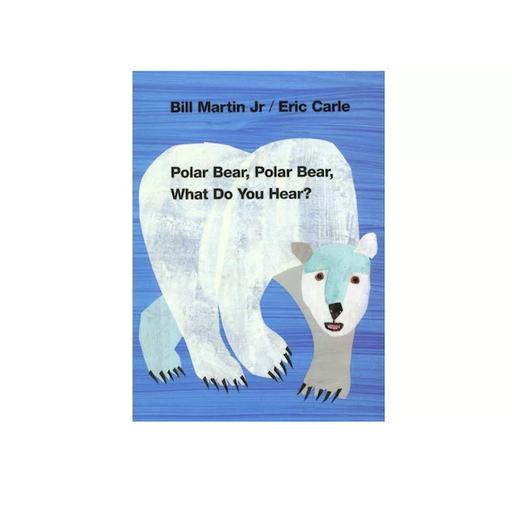 MPS POLAR BEAR, POLAR BEAR, WHAT DO YOU HEAR?