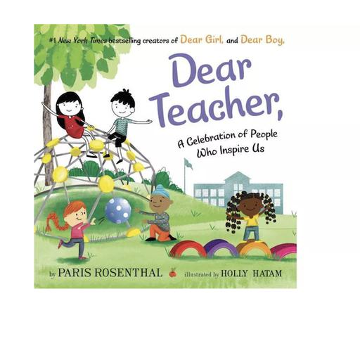 HARPER COLLINS PUBLISHERS DEAR TEACHER