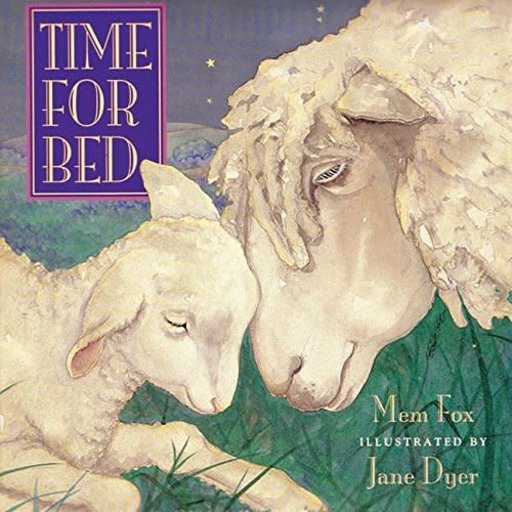 HOUGHTON MIFFLIN HARCOURT TIME FOR BED