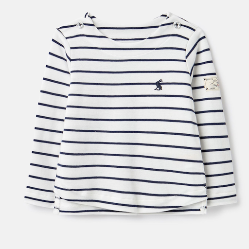 JOULES HARBOUR ORGANICALLY GROWN COTTON TOP