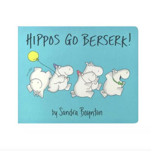 SIMON & SCHUSTER HIPPOS GO BERSERK!