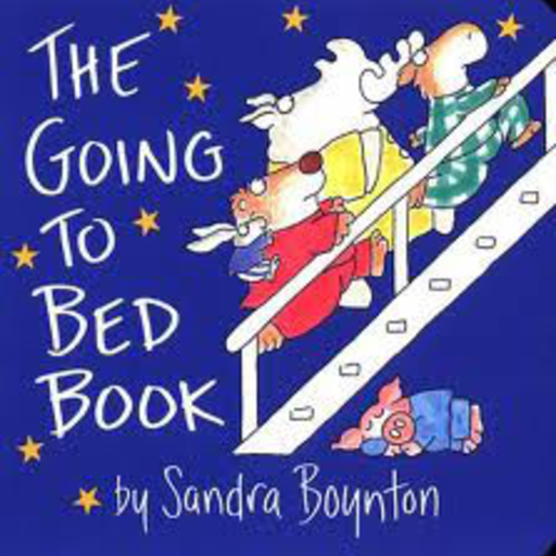 SIMON & SCHUSTER THE GOING TO BED BOARD BOOK
