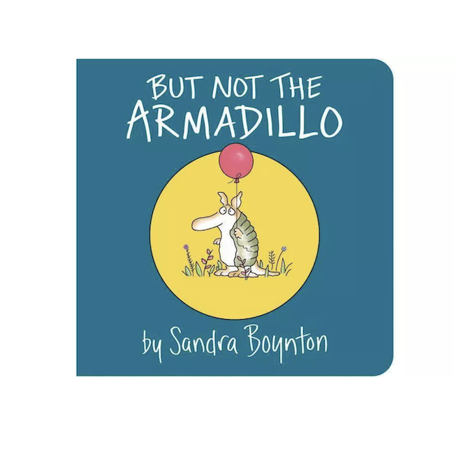 SIMON & SCHUSTER BUT NOT THE ARMADILLO