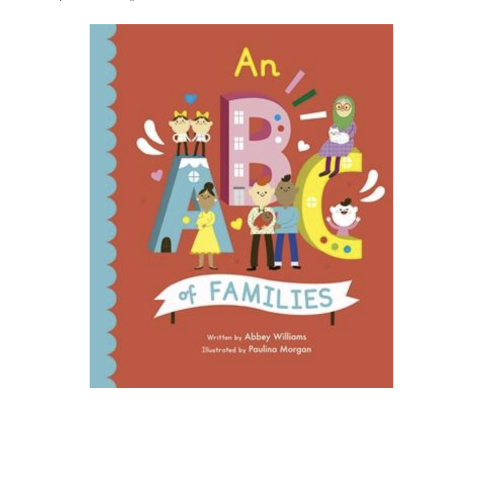 HACHETTE MUDPUPPY AN ABC OF FAMILIES