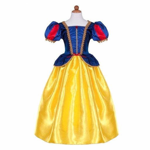 CREATIVE EDUCATION OF CANADA DELUXE SNOW WHITE DRESS 7-8