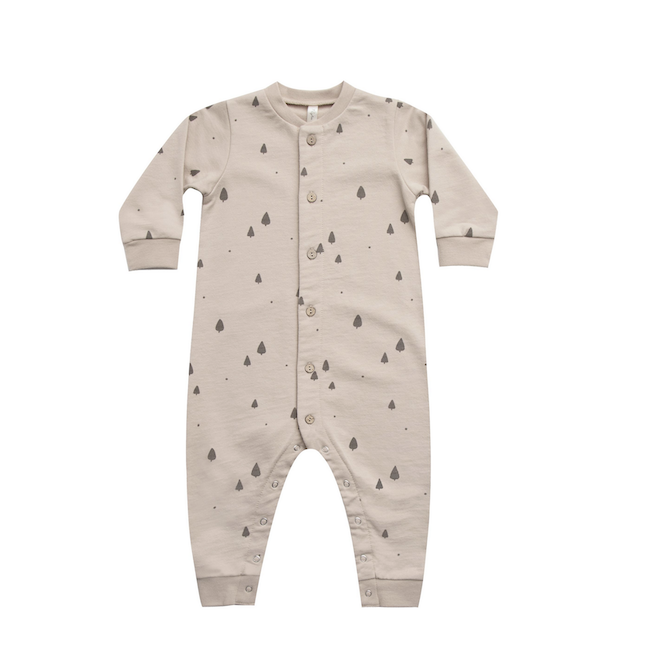 RYLEE AND CRU BUTTON DOWN JUMPSUIT