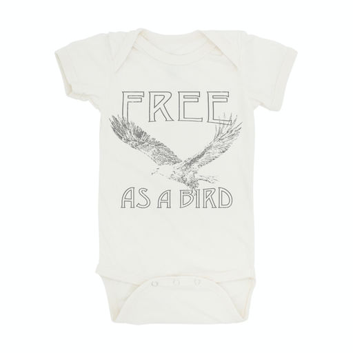 FEATHER 4 ARROW FREE AS A BIRD ONESIE