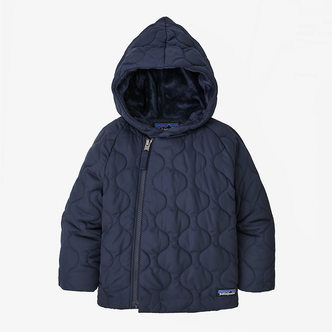 PATAGONIA BABY QUILTED PUFF JACKET