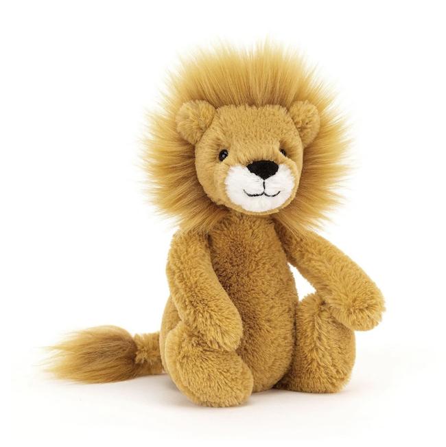 JELLYCAT BASHFUL HUGE LION