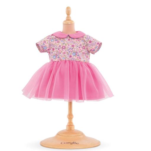 COROLLE PINK SWEET DREAMS BABY DOLL DRESS - 14 INCH