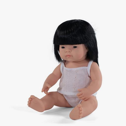 MINILAND BABY DOLL ASIAN GIRL
