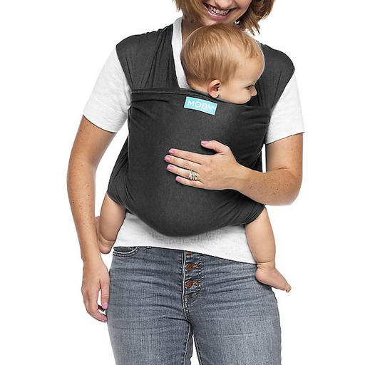 MOBY MOBY EVOLUTION WRAP - CHARCOAL