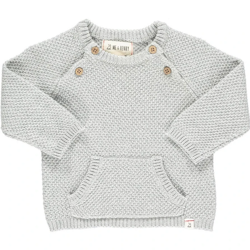 ME & HENRY MORRISON BABY SWEATER
