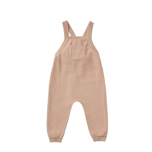 QUINCY MAE ORGANIC KNIT OVERALL