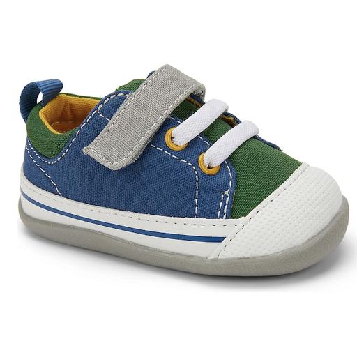 SEE KAI RUN STEVIE II INFANT BLUE/GREEN