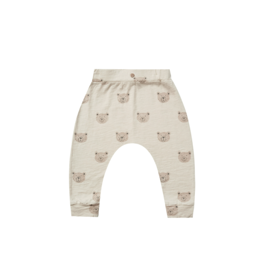 RYLEE AND CRU SLOUCH PANT WITH BEARS - TODDLER