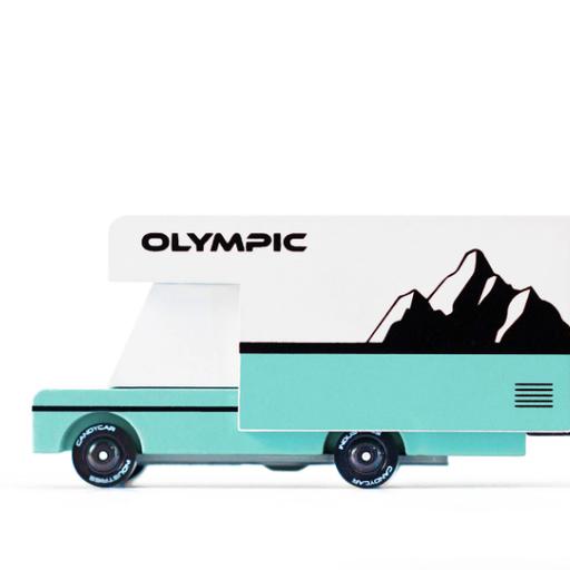 CANDYLAB TOYS OLYMPIC CAMPER